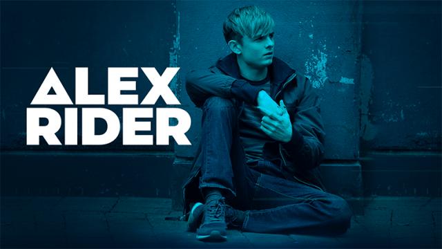 海外ドラマ『アレックス・ライダー』(原題:Alex Rider)無料で動画を観る方法!アイキャッチ画像